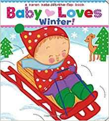 Baby Loves Winter!