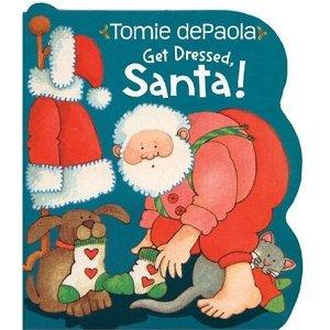 Get Dressed, Santa!