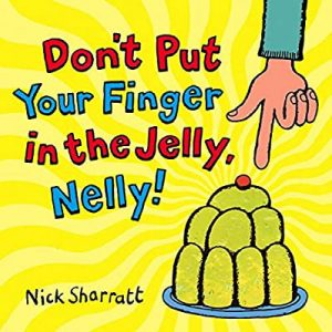 Don't Put Your Finger In The Jelly, Nelly