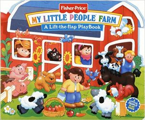 Fisher Price Farm Lift the Flap